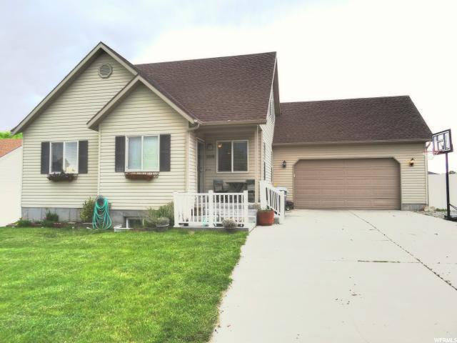 1016 W Timpie Rd S, Tooele, UT 84074 (#1605448) :: Bustos Real Estate | Keller Williams Utah Realtors