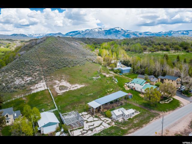 5386 Woodenshoe Ln, Peoa, UT 84061 (MLS #1605667) :: High Country Properties
