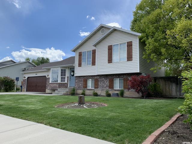 1495 N 460 W, Pleasant Grove, UT 84062 (#1605674) :: Bustos Real Estate | Keller Williams Utah Realtors