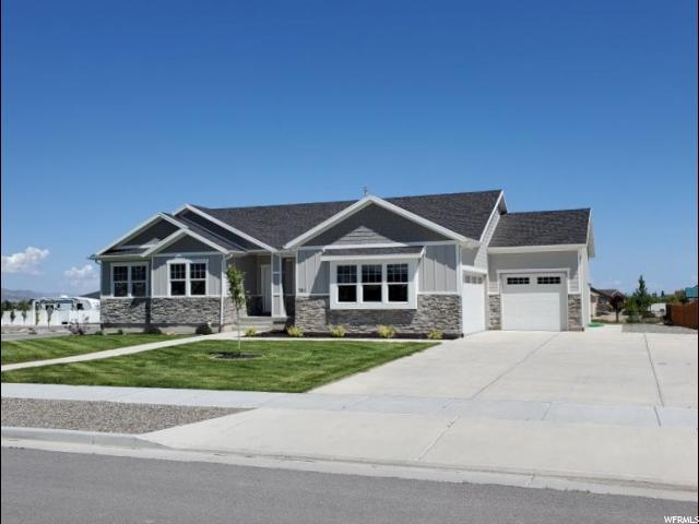 781 E Welles Cannon Rd #604, Grantsville, UT 84029 (#1605964) :: Bustos Real Estate | Keller Williams Utah Realtors