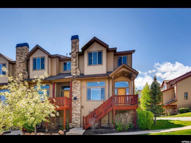 5452 Luge Ln T79, Park City, UT 84098 (MLS #1606111) :: High Country Properties