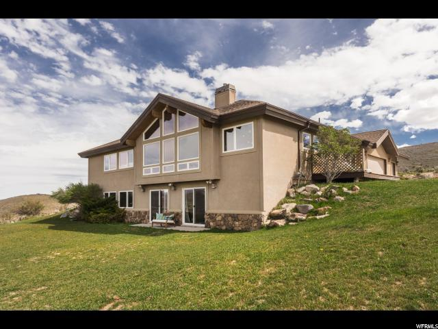1150 E Bluffs Dr #3, Kamas, UT 84036 (#1606204) :: Keller Williams Legacy