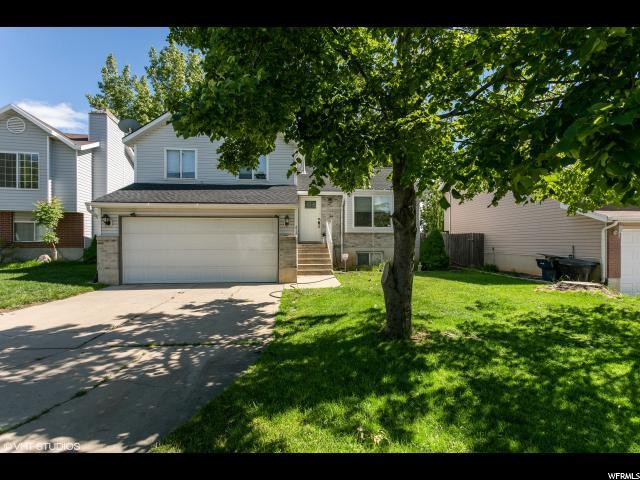 412 W 180 N, Clearfield, UT 84015 (#1606477) :: Red Sign Team