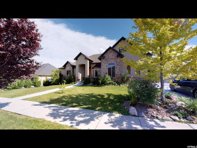 513 W Andrews Ln, Saratoga Springs, UT 84045 (#1606504) :: The Canovo Group