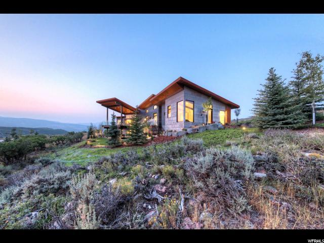 3142 Crosstie Ct, Park City, UT 84098 (MLS #1606629) :: High Country Properties