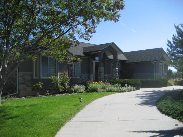 1414 Valley View Dr, Wellington, UT 84542 (#1606944) :: Action Team Realty