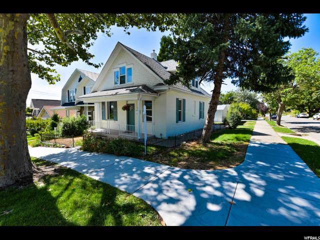 339 N K St, Salt Lake City, UT 84103 (#1606980) :: Exit Realty Success