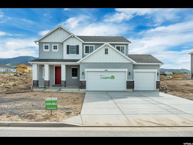 2641 S Shorewood Dr #2681, Saratoga Springs, UT 84045 (#1607003) :: Bustos Real Estate | Keller Williams Utah Realtors