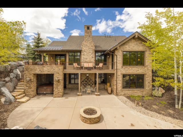 8907 Ranch Club Ct, Park City, UT 84098 (MLS #1607064) :: High Country Properties