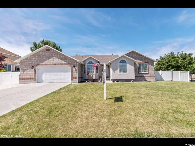 2718 W Southpointe Rd S, South Jordan, UT 84095 (#1607527) :: Action Team Realty
