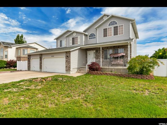 6135 W Dunford Ct S, West Valley City, UT 84128 (#1607751) :: Exit Realty Success