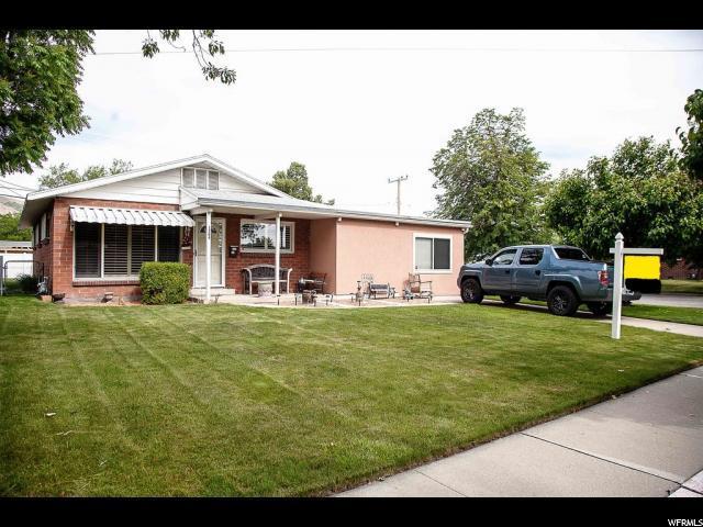 1304 N Colorado St W, Salt Lake City, UT 84116 (#1607895) :: Bustos Real Estate   Keller Williams Utah Realtors