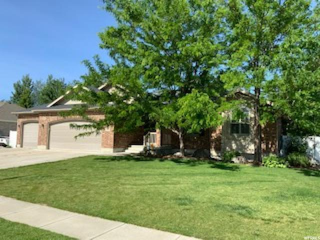 755 N 4000 W, West Point, UT 84015 (#1608120) :: Doxey Real Estate Group