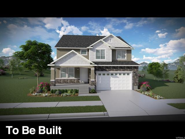 4607 W Bartlett Dr #427, Herriman, UT 84096 (#1608164) :: Big Key Real Estate