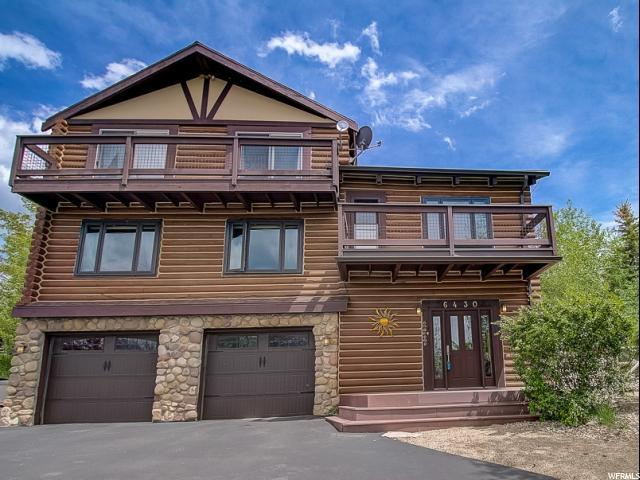6430 Mountain View Dr, Park City, UT 84098 (MLS #1608171) :: High Country Properties