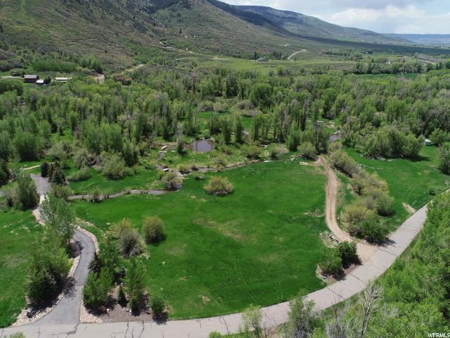 1142 Elkhorn Ln, Oakley, UT 84055 (MLS #1608544) :: High Country Properties