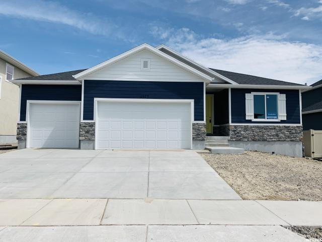 4373 E Harvest Crop Dr E, Eagle Mountain, UT 84005 (#1609138) :: Bustos Real Estate   Keller Williams Utah Realtors