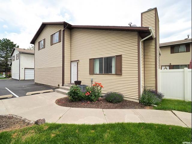 5235 S Glendon St W G1, Murray, UT 84123 (#1609226) :: Bustos Real Estate | Keller Williams Utah Realtors