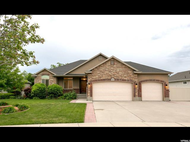5263 S Morning Oaks Dr W, Taylorsville, UT 84123 (#1609289) :: Exit Realty Success