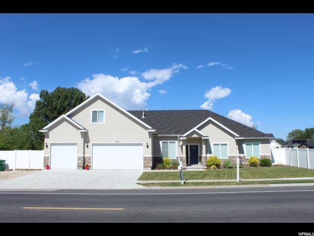 6786 S 2200 W, West Jordan, UT 84084 (#1609351) :: Powerhouse Team | Premier Real Estate