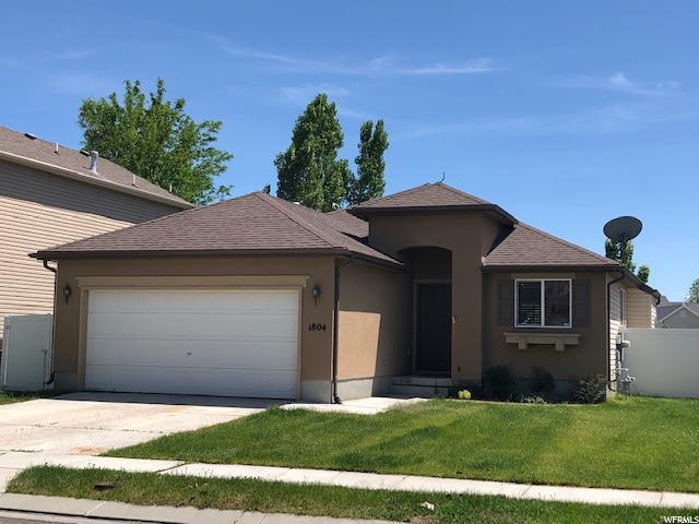 1804 E Independence Way, Eagle Mountain, UT 84005 (#1609498) :: Action Team Realty