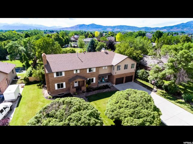 10489 N Edinburgh Dr W, Highland, UT 84003 (#1610219) :: RE/MAX Equity