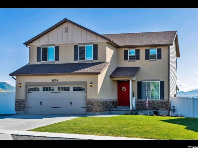 1539 N Broadway Ave E, Tooele, UT 84074 (#1610550) :: Red Sign Team
