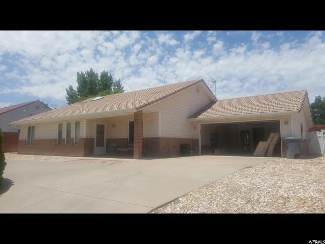 2435 E 350 N, St. George, UT 84790 (#1610699) :: RE/MAX Equity