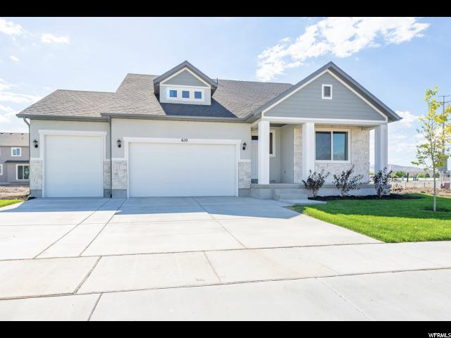 610 S Dapple Dr W #72, Lehi, UT 84043 (#1610774) :: Colemere Realty Associates