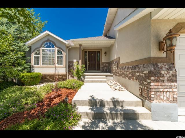 1891 E Ashley Ridge Rd S, Sandy, UT 84092 (#1610977) :: Red Sign Team