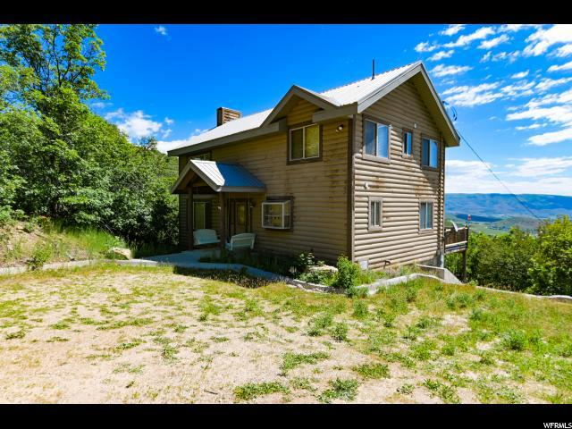1760 W Canyon Dr N #109, Midway, UT 84049 (MLS #1611043) :: High Country Properties