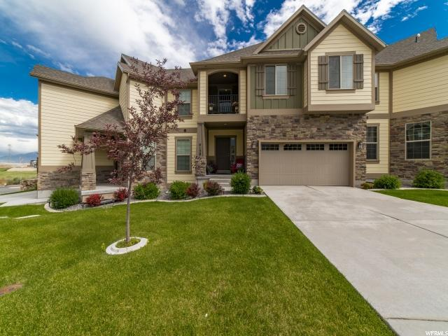 4138 E Inverness Rd, Eagle Mountain, UT 84005 (#1611100) :: The Fields Team