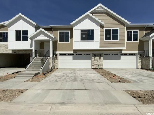 2756 W Sparkford Dr S T-107, West Valley City, UT 84119 (#1611226) :: RE/MAX Equity