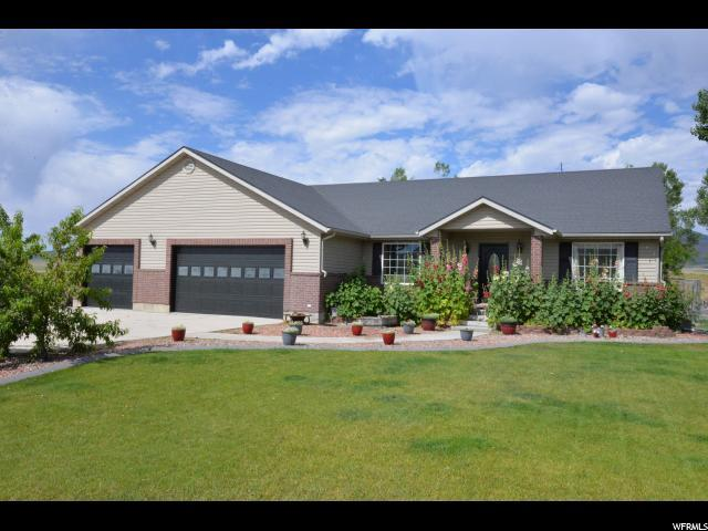 16605 N 18000 W, Howell, UT 84316 (#1611431) :: goBE Realty