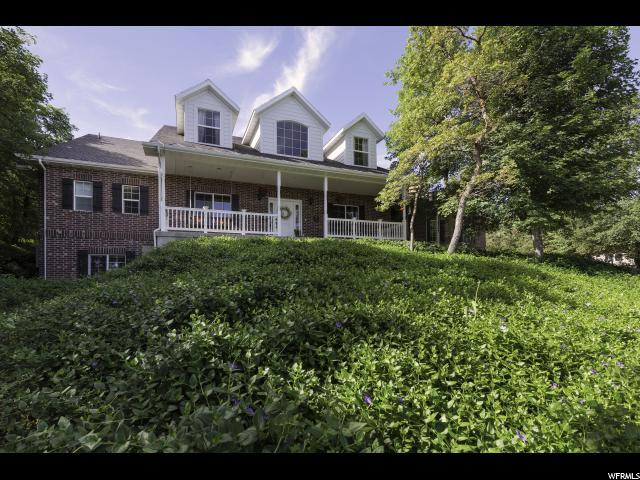 95 E Bridger Cir, Woodland Hills, UT 84653 (#1611509) :: Doxey Real Estate Group