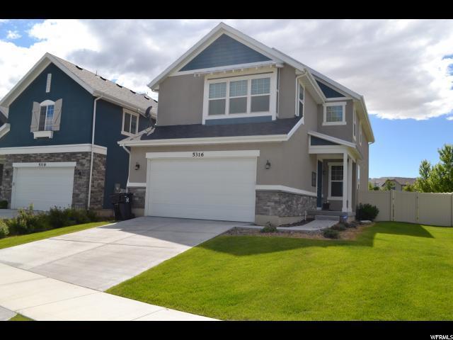 5316 W Rochdale S, Herriman, UT 84096 (#1611561) :: Bustos Real Estate   Keller Williams Utah Realtors