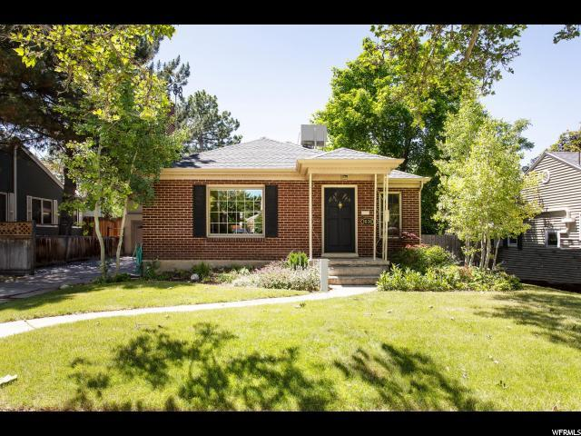 1636 E Laird Ave S, Salt Lake City, UT 84105 (#1611585) :: Red Sign Team
