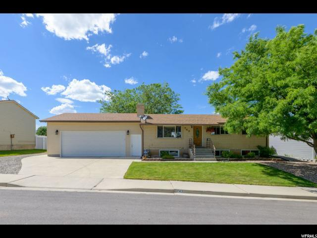 743 N Tomahawk Dr, Payson, UT 84651 (#1611954) :: Red Sign Team