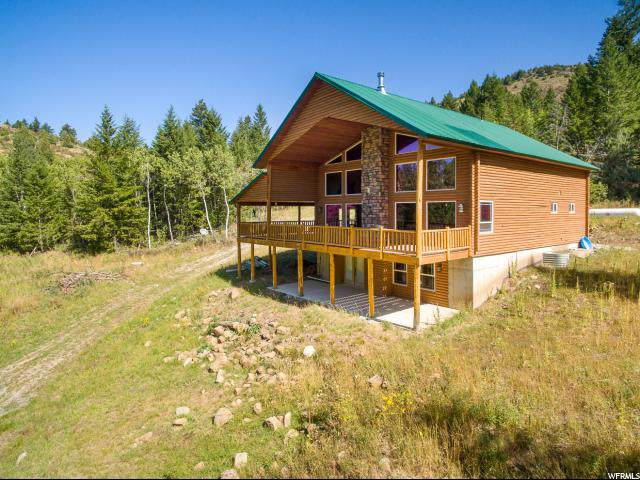 16251 E Deer Hvn, Lava Hot Springs, ID 83246 (#1612106) :: Colemere Realty Associates
