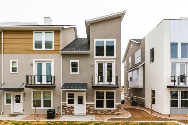 901 S 2560 E #16, Spanish Fork, UT 84660 (#1612189) :: Big Key Real Estate
