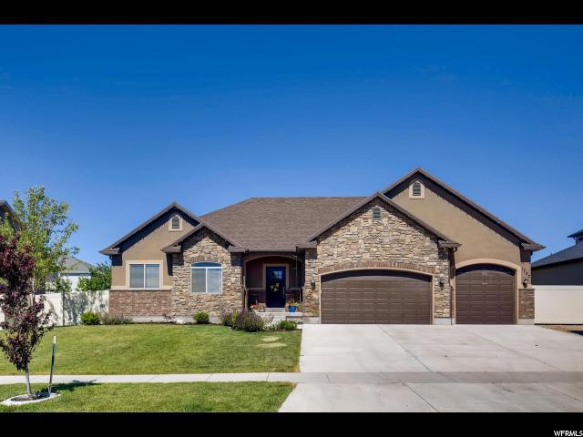 1757 N Andrews Ln, Saratoga Springs, UT 84045 (#1612346) :: The Canovo Group