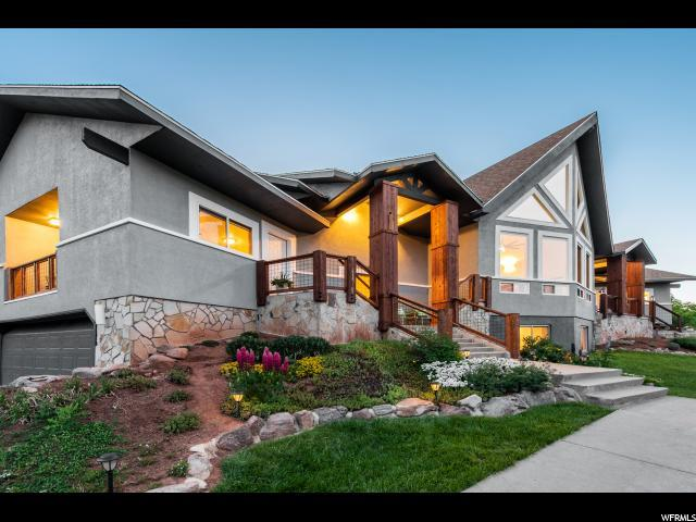 7369 Stagecoach Dr, Park City, UT 84098 (#1612605) :: Action Team Realty