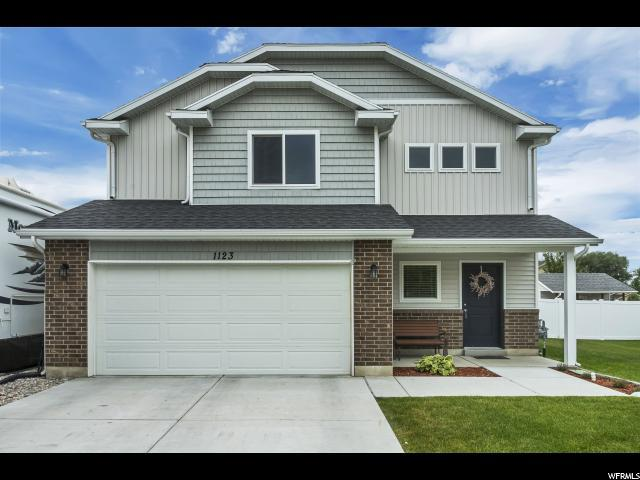1123 N 665 W, Brigham City, UT 84302 (#1612735) :: The Canovo Group