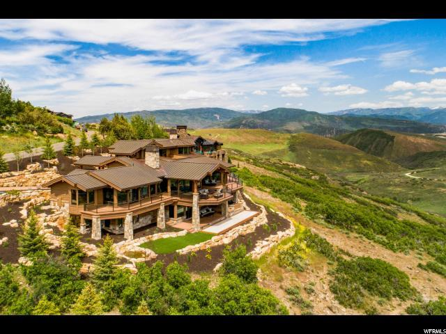7958 N Sunrise Loop, Park City, UT 84098 (#1613021) :: Big Key Real Estate