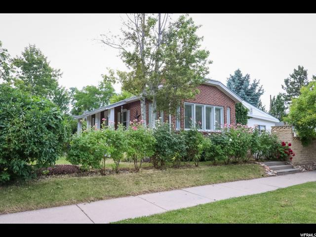 1487 Stratford Ave, Salt Lake City, UT 84106 (#1613182) :: Big Key Real Estate