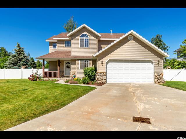 1020 W Country Meadow Estates Dr, Heber City, UT 84032 (#1613351) :: goBE Realty