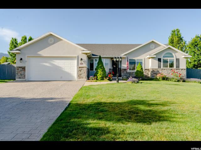 268 W 225 S, Providence, UT 84332 (#1613786) :: Bustos Real Estate | Keller Williams Utah Realtors