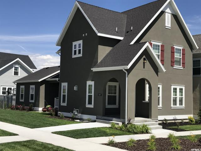 4997 W Split Rock Dr S, South Jordan, UT 84009 (#1614078) :: Big Key Real Estate