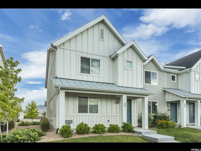 77 E Legacy Farms, Saratoga Springs, UT 84045 (#1614124) :: goBE Realty