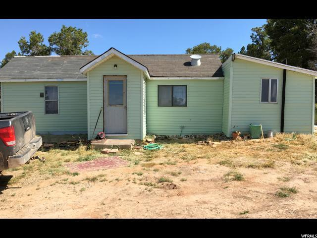 145 S Horsehead Rd, Monticello, UT 84535 (#1614369) :: Exit Realty Success